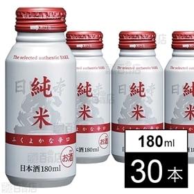 純米 ボトル缶 180ml