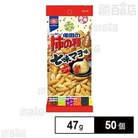 亀田の柿の種 七味マヨ味 47g