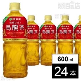烏龍茶 PET 600ml