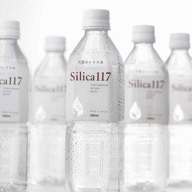 【500ml×48本】Silica117