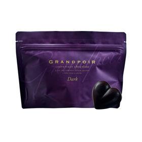 グランポワール 砂糖不使用・糖質カットチョコレート ダーク (カカオ分79%) 12粒入り