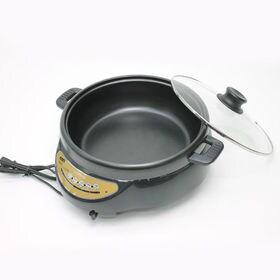 電気グリル鍋 (3人-4人用)