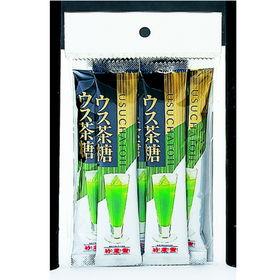 【13g×5本×4】ウス茶糖スティックタイプ5本入り×4