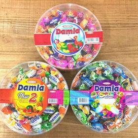 【計900g(300gx3種)】ダムラ フルーツソフトキャンディー 食べ比べ3種セット