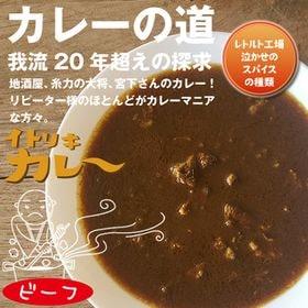 【200グラム×2パック】イトリキカレービーフ味