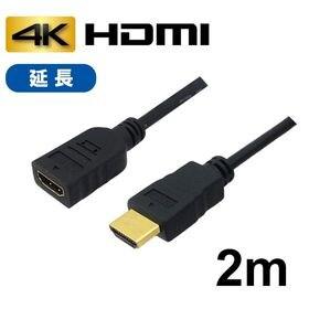 HDMI延長ケーブル 2m イーサネット・4K・3D対応 3...