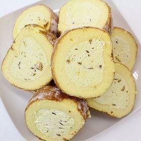 【計1kg】【秋限定】スーパースターロール×マロンスターロール切り落としロールケーキ
