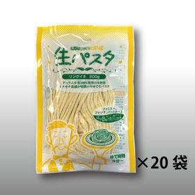 生パスタ リングイネ 40食 | 麺の本場讃岐の製法が生み出した生パスタ。讃岐独自の麺のコシとモチモチ食感をお届けします!