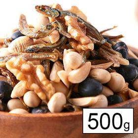 【業務用】黒豆入り!!小魚ナッツ500g