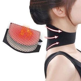 電気が要らない自己発熱 ネックベルト