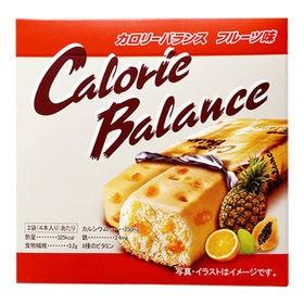 【4本×60個】カロリーバランス(フルーツ)【1箱:76g/...