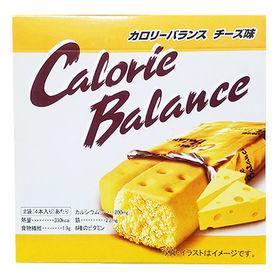 【4本×60個】カロリーバランス(チーズ)【1箱:76g/2...