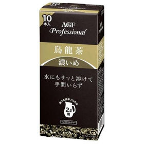【10本(計20L分)】烏龍茶2L用 粉末スティック(箱では...