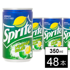 【48本】スプライト 缶 350ml