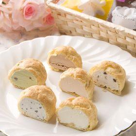 洋菓子のヒロタ シューアイスセット