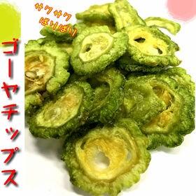 【10袋セット】ゴーヤチップス