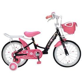 【ブラック・GIRL'S】子供用自転車16