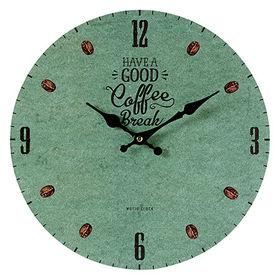 【COFFEE BREAK <green>】モチーフクロック...