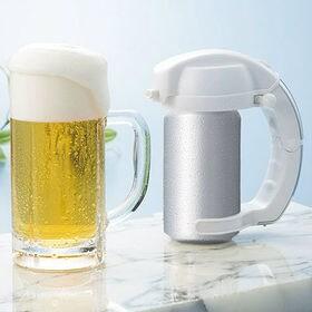 缶ビールサーバー