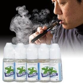 電子タバコ/メンソール味