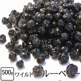【500g】ワイルドブルーベリー