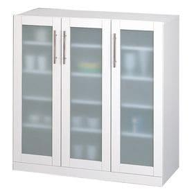 カトレア食器棚 90×90