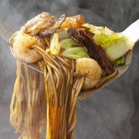 【6食】生麺焼きそば(オタフクソース付) | 弾力のある麺が濃厚な味わいのソースと合わせて、大満足な味わいの焼きそば!