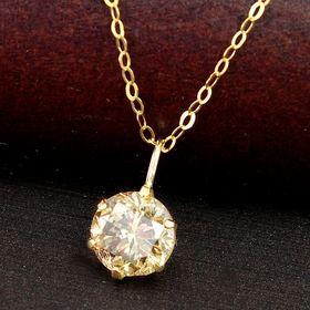 GE【高級SIクラス】ほぼ 1ct   天然ダイヤモンド K...