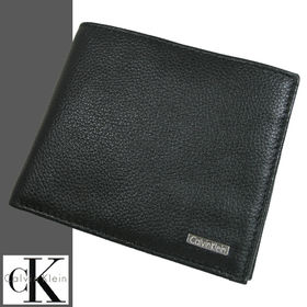 Calvin Klein/カルバン・クライン 本革レザー二つ...