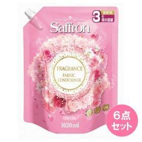 香りサフロン柔軟剤 フローラルの香り 詰替え 特大