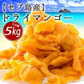 【5kg(500g×10)】お試しドライマンゴー