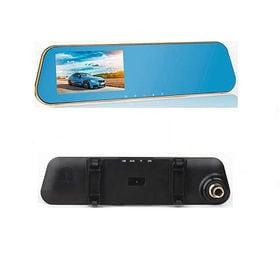 ミラー型ドライブレコーダー バックカメラ付 GD-N348