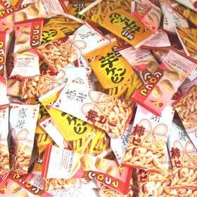 ヤスイフーズ小袋ミニ菓子セットB(3種・全90コ入)