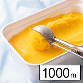 【1000ml】フルーツソムリエが作ったマンゴージェラート