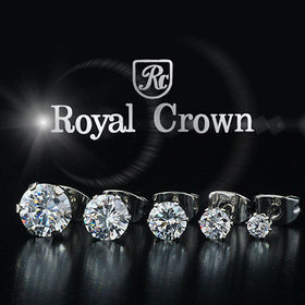 "AG "" Royal Crown"" ピアス5点セットSS31..."