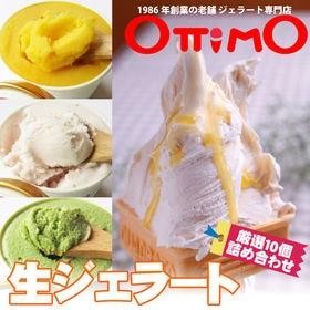 【146g×10個】オッティモジェラート詰め合わせセット