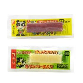 チーズおやつ カマンベール入り(48コ)& おやつカルパス(...