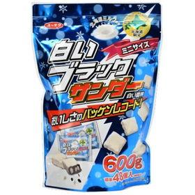 【 600g(標準48個入)】白いブラックサンダー ミニサイ...