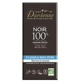 ダーデン 有機チョコレート ダーク100%