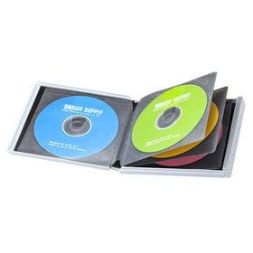 ブルーレイディスク対応ポータブルハードケース(8枚収納) サ...