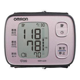 オムロン 血圧計 手首式 HEM-6220-PK