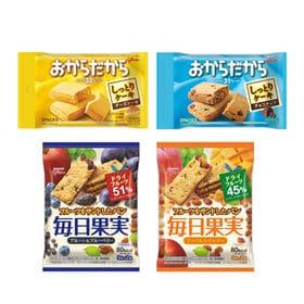 【計6個】グリコ からだにやさしい栄養補給お菓子食べ比べセッ...