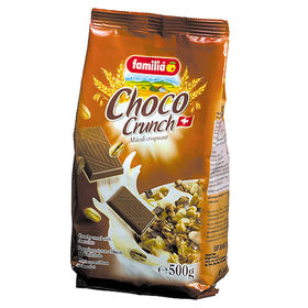 【3袋】ファミリア チョコクランチ 500g