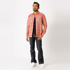 [Nudie Jeans]MENS GUNNAR CHECK...