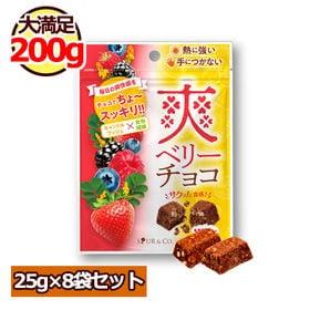 爽ベリーチョコ【25g×8袋】
