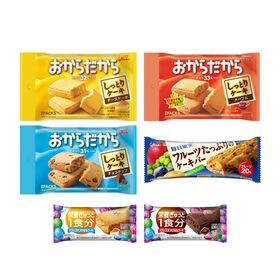 【6種・全28コ】グリコ からだにやさしい栄養機能お菓子セッ...