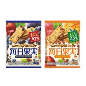 【2種・全6コ】グリコ 栄養機能お菓子セット 毎日果実 セッ...