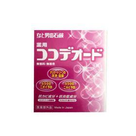 ミコナゾール 薬用石けん ココデオード 100g (医薬部外...