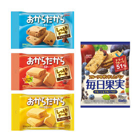 【4種・計9コ】グリコ栄養機能お菓子セット E