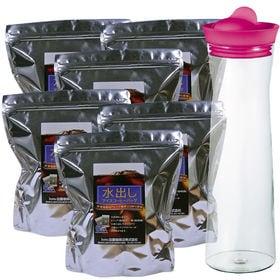 【ピッチャー付・お得用36バッグ入】魔法の水出しアイスコーヒ...